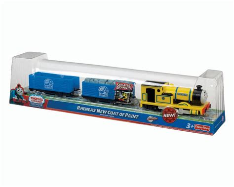 new paint rheneas new coat of paint trackmaster best educational