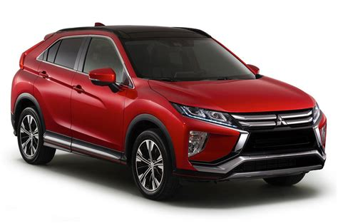 car mitsubishi eclipse mitsubishi eclipse cross suv revealed autocar