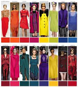 fall 2015 color trends pantone color trends autumn winter 2015 forecast