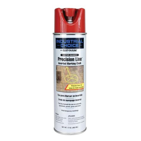 shop rust oleum industrial choice 12 pack apwa based marking paint actual net contents