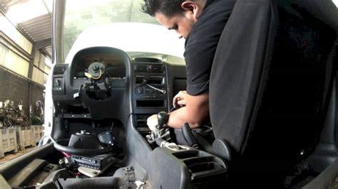 2934 Airbag Module Chevrolet Zafira opel astra type g d 233 monter d 233 pose de la console centrale