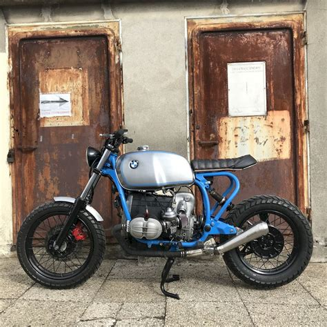 Modification Motorcycles by Bootlegger Bmw R100r Par Modification Motorcycles Atelier