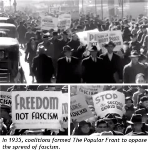 to fight against this age on fascism and humanism books 187 the forgotten fight against fascism zinn education project