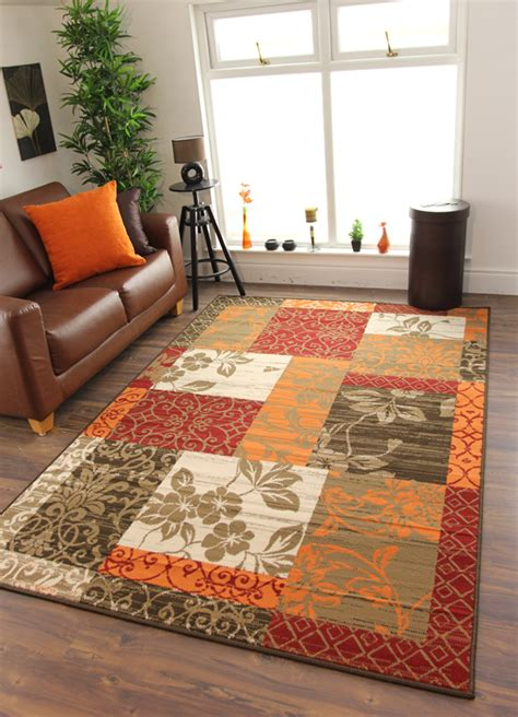 buy cheap rugs uk cheap warm modern aztec rugs large small easy clean diamonds carpet mat uk ebay