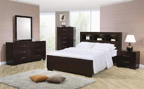 jessica collection bedroom set storage headboard plaform bed queen bedroom king full