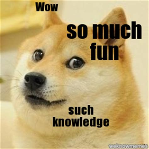 Make Your Own Doge Meme - doge weknowmemes generator
