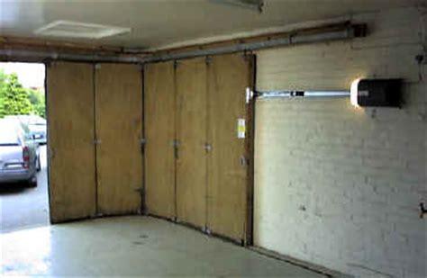 Garage Door Automation Horizontally Tracked Sliding Doors Automation