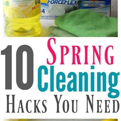 spring cleaning hacks cleaning archives the taylor house