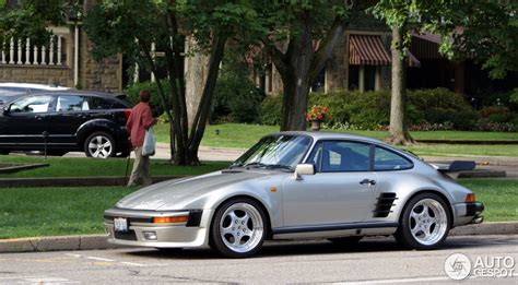 Porsche 930 Turbo Flatnose 29 July 2013 Autogespot