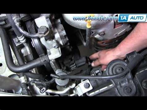 service manual installing a 2012 hyundai azera starter wiring diagram audio wiring color how to install replace alternator 2001 06 hyundai elantra 20l