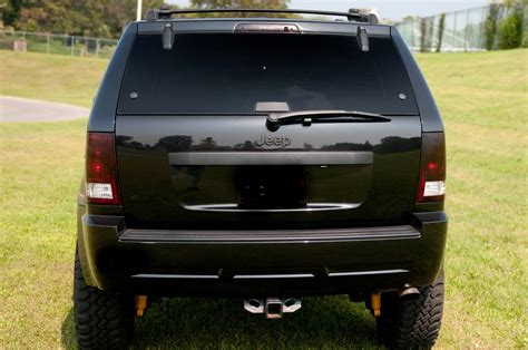 jeep grand srt8 lifted lifted the ladys jeep commander srt8 forum