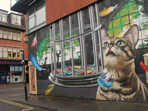 graffiti wallpaper glasgow a photo tour of glasgow s best street art cond 233 nast