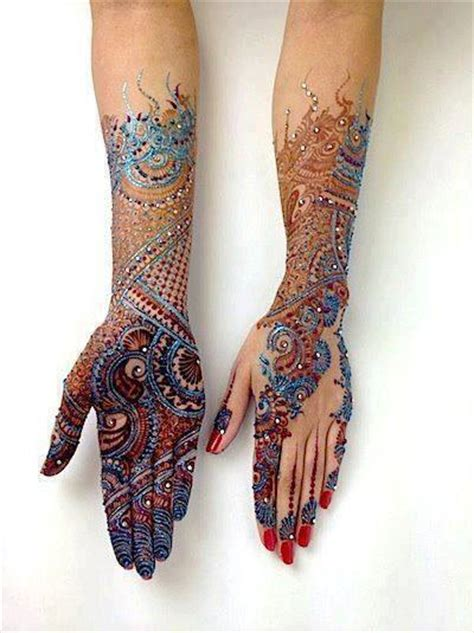 latest glitter mehndi design india pakistan mehndi design