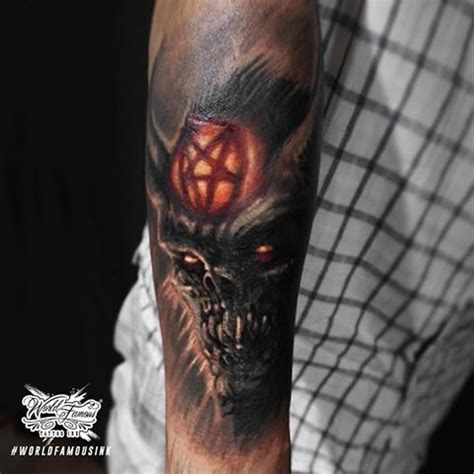 190 best devil and demon tattoos images on pinterest