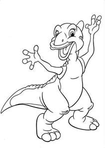 land before time coloring pages land before time land before time ducky coloring page land