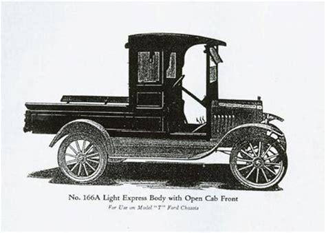 martin truck bodies model t ford forum light express truck bodies