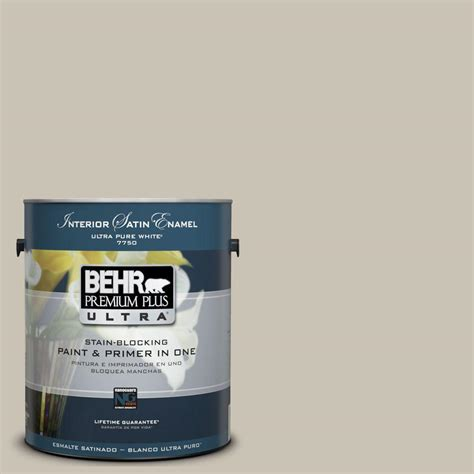 home depot paint questions behr premium plus ultra 1 gal ul170 9 sculptor clay