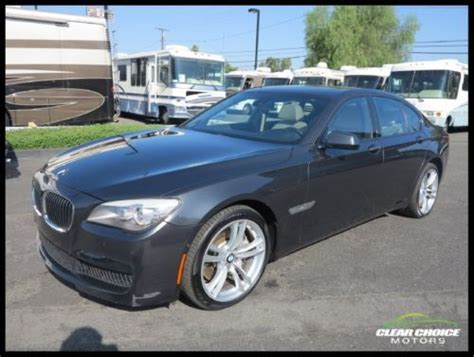 buy used 2012 bmw 750i m sport package luxury seating