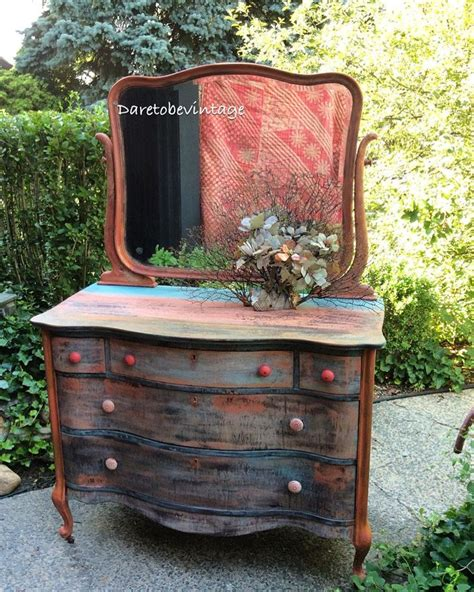 vintage hand painted dresser 186 best images about we sell on etsy dare to be vintage