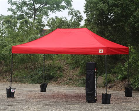 Tent Shelter Canopy 10x15 Ez Pop Up Canopy Instant Shelter Outdor Tent