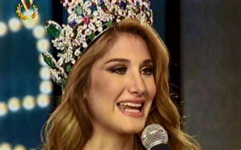 imagenes mis venezuela 2015 diario la verdad mariam habach es la nueva miss venezuela