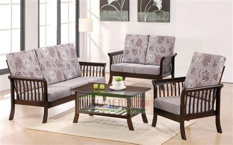 Sofa Ruang Tamu 1 Jutaan meja kursi tamu set unik jati seri vany harga murah jual