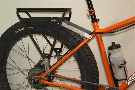How To Use A Rear Bike Rack by Mountain Sherpa Rear Rack Bike
