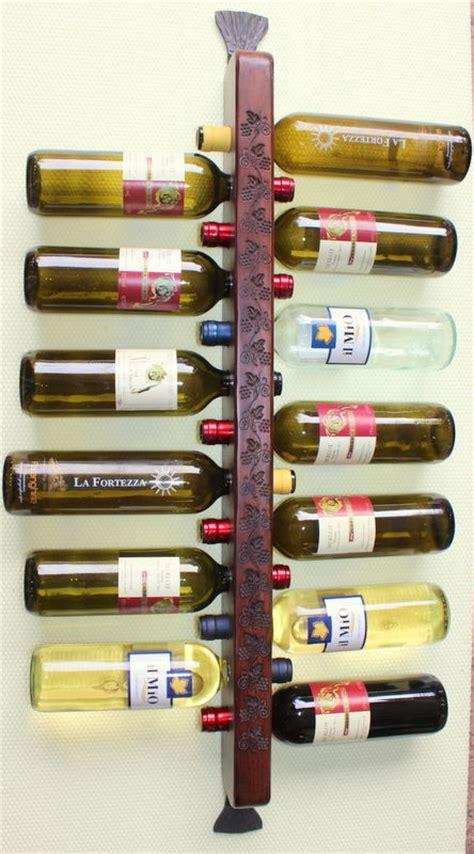 porta bottiglie da muro porta bottiglie da muro legno cantinetta bottiglie vino
