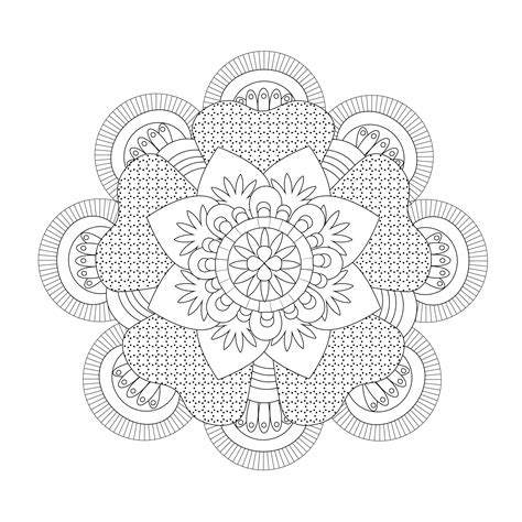 free printable mandala coloring pages for adults free printable mandala coloring pages for adults best