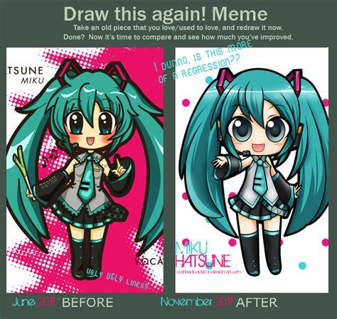 Draw This Again Meme - draw this again meme by suzannedcapleton on deviantart