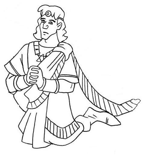 solomon coloring sheet free coloring pages salomone re salomone