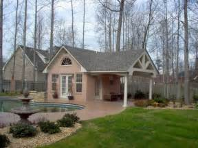 House Plans With Pool House Guest House Guest House Pool House Populer Pinterest