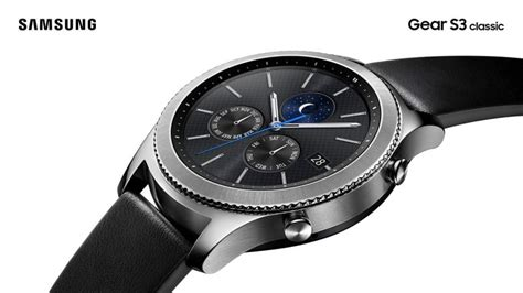 AT&T will launch LTE capable Samsung Gear S3 classic on May 26 starting at $250 . : Pocketnow