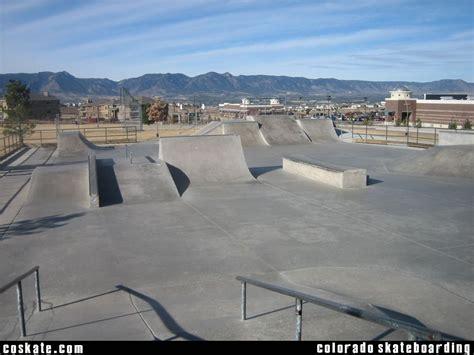 parks colorado springs coskate l skate park colorado springs co
