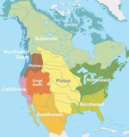 american tribe map by regions united states indian tribes operation18 truckers