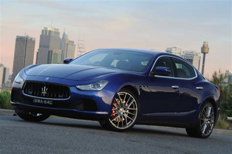 Maserati Pricing by News Maserati Ghibli Pricing And Specs