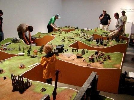 Wargaming Table by The World S Catalog Of Ideas