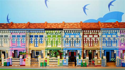 Find Singapore Sg50 Lego Exhibition By The Brick Culture