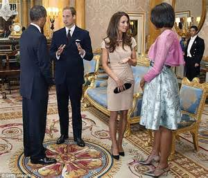 During their 2011 trip to the u s kate and william centre left and