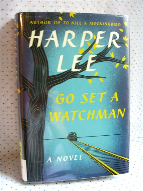Go Set A Watchman go set a watchman by booksandbuttons