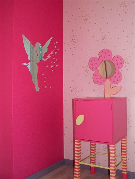 stickers muraux chambre bébé fille stickers effet miroir f 233 e douce nuit stickers