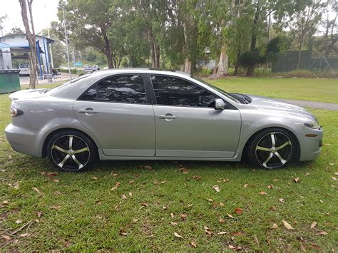 2007 mazda mazda6 mps leather gg car sales qld gold