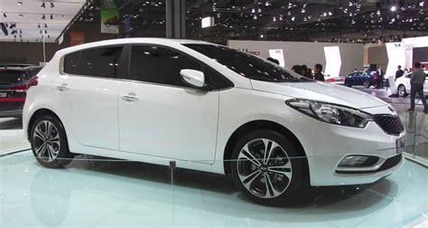 Kia K3 Forte Kia Forte Hatchback Is Called The K3 In Korea Image