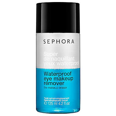 sephora waterproof eye makeup remover spa blah blah