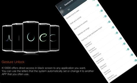 Oukitel K10000 Smartphone 5 5 In oukitel k10000 10000mah battery 5 5 inch mt6735p 1 0ghz