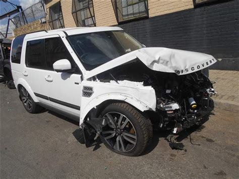 wrecked range rovers for sale land rover salvage damaged cars for sale