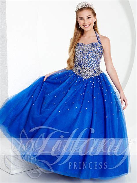 preteen ebay royal blue preteen junior girl pageant dress ballgown
