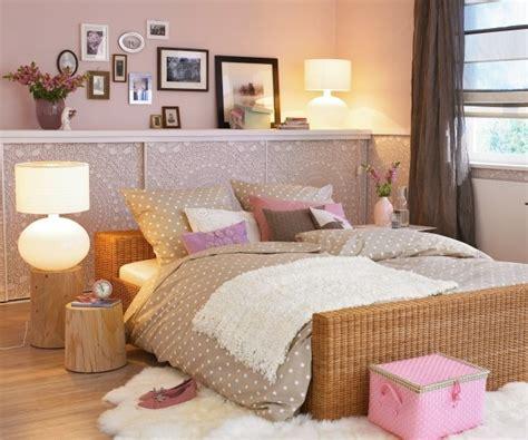 chambre d h es romantique d 233 coration chambre et beige