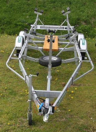 boottrailer huren rotterdam kielboten tot 1550 kg de merenburger boottrailerverhuur