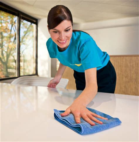Cleaning Table by Janitorial Cleaners Glen Burnie Servicemaster